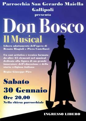 don Bosco - il musical